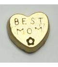 Charm best Mom goud