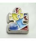 Charm Puzzelstuk (autisme)