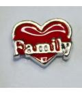 Charm Family (rood)