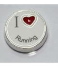 Charm I love Running